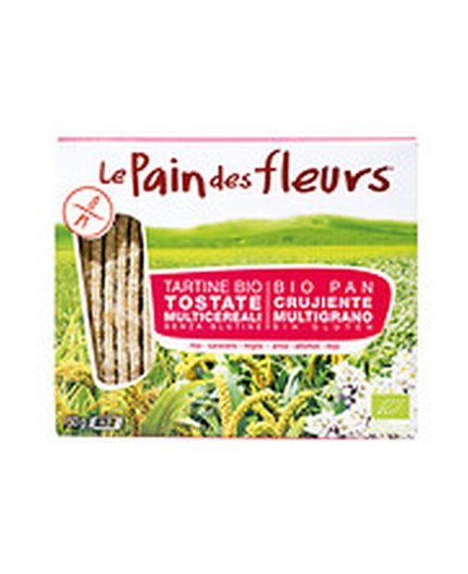 Pan de Flores Multicereales Bio
