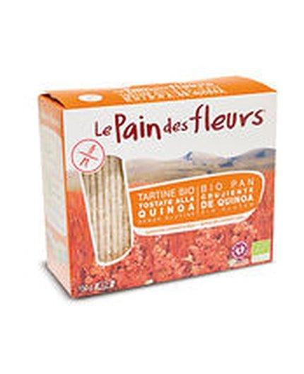 Pan de Flores de Quinoa Bio