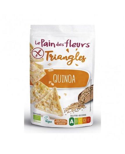 Triángulos de Maíz y Quinoa Bio