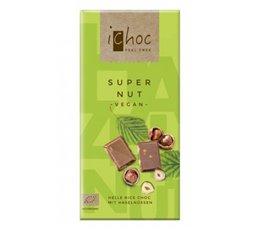Chocolate con leche 37% Cacao Ecuador Caribe
