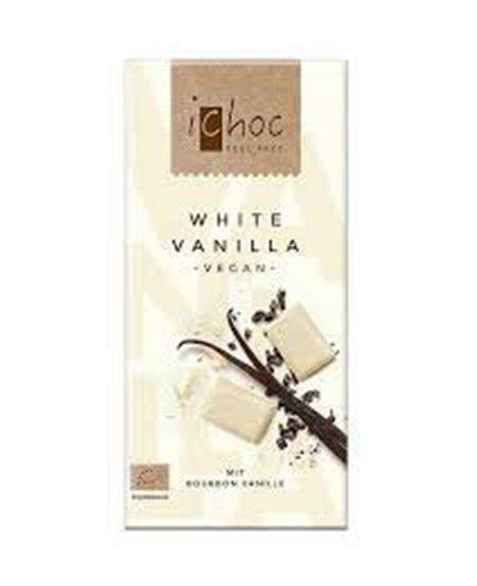 Chocolate Vainilla Blanca Bio
