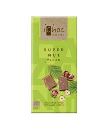 Chocolate con Avellanas Bio