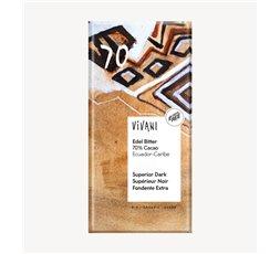 Chocolate Negro 70% Ecuador