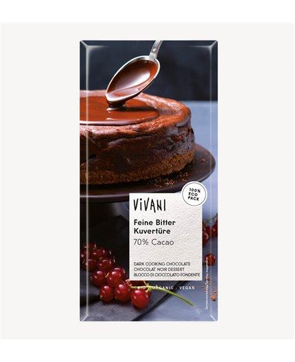 Chocolate Negro para Fundir Bio