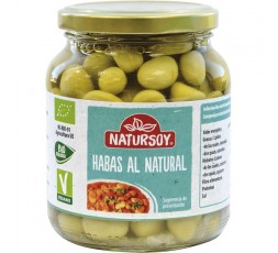 Habas al Natural Bio