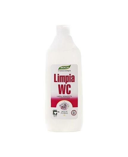 Limpia W.C. Floral Bio