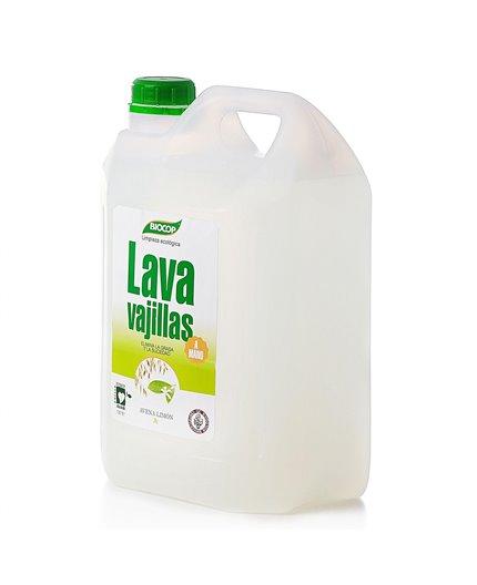 Lavavajillas Avena y Limón Bio