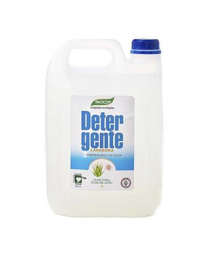 Detergente Líquido Aloe-Flor Loto Bio