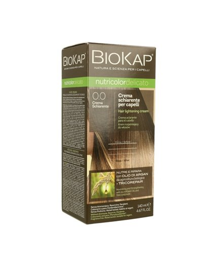 Crema Decolorante Nutricolor Bleaching Bio