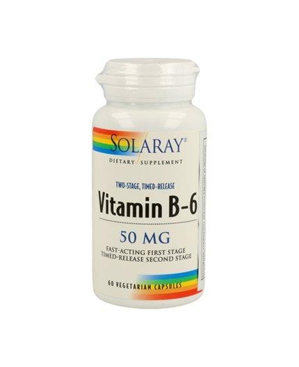Vitamin B-6 Acción retardada