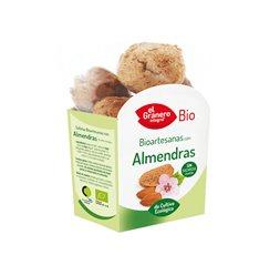 Galletas Artesanas con Almendra Bio
