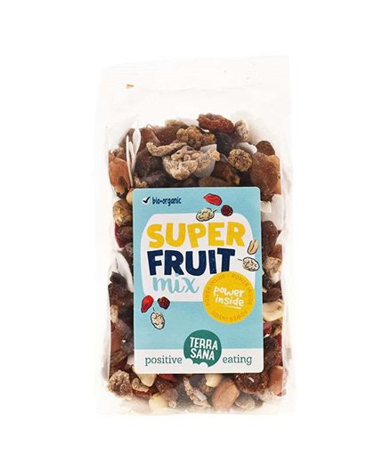 Mix de Frutos Secos y Cacahuete Bio