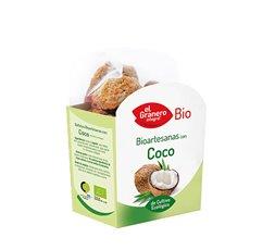 Galletas Artesanas con Coco Bio