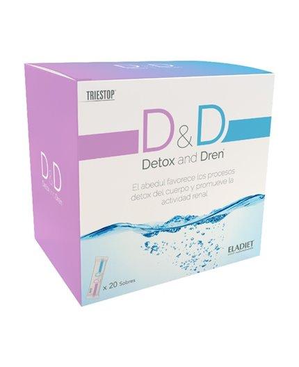 D&D Detox and Dren