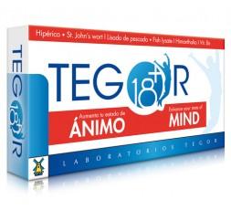 Tegor - 18 + Animo