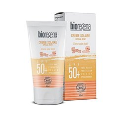 Crema Solar Especial Bebés SPF 50+ Bio