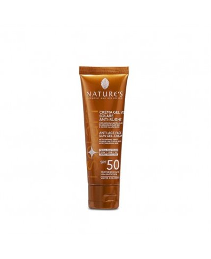 Crema Facial Antiarrugas SPF50 Eco