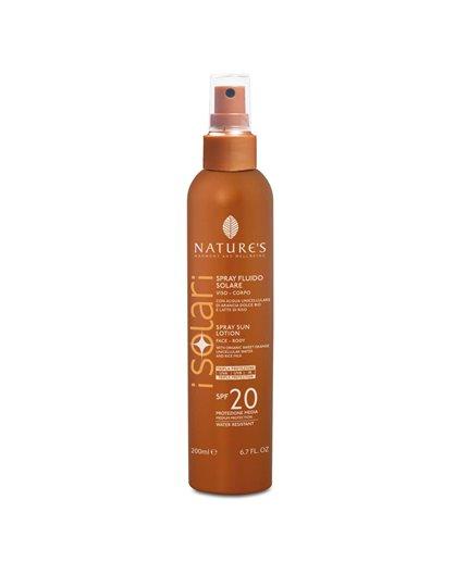 Spray Solar SPF20 Eco