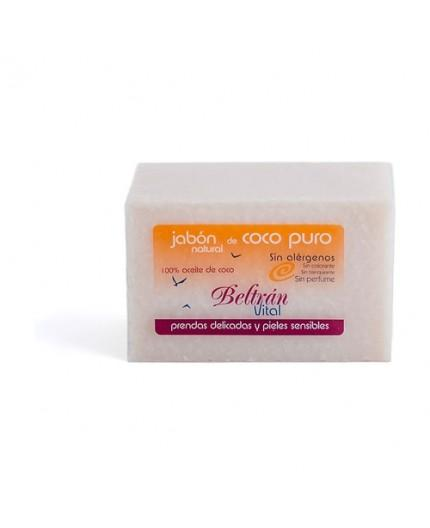 Jabón Natural de Coco Vital Eco