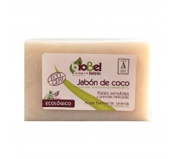 Jabón Natural de Coco Biobel Eco