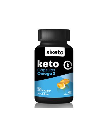 Omega 3 de Siketo
