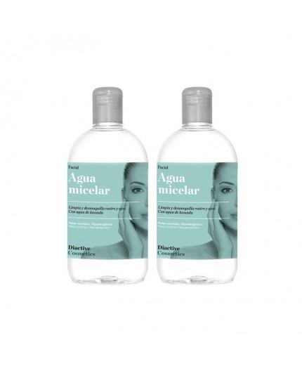 Agua Micelar de Diactive - Pack 2 Udes