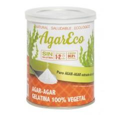 Agar-Agar en Polvo Sin Gluten Bio