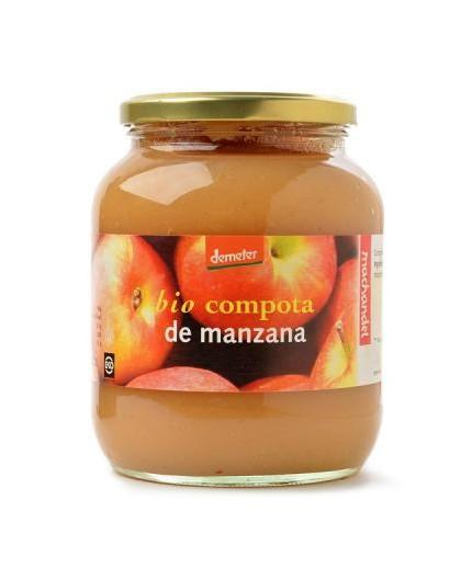 Compota de Manzana Bio