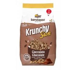 Muesli Krunchy Sun Chocolate con Leche Bio