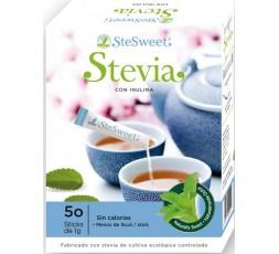 Stevia con Inulina Bio