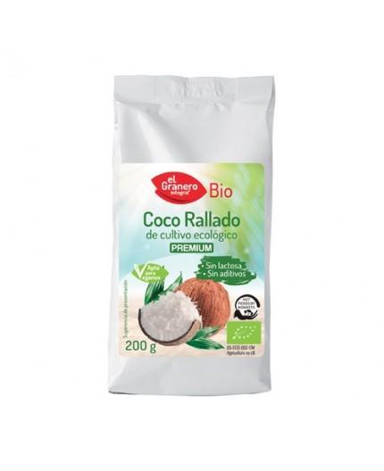Coco Rallado Fino Bio