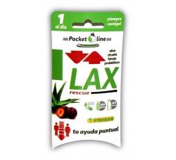 Pocketline Lax Rescue - 10 Cápsulas