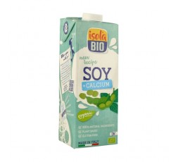 Bebida de Soja con Calcio Bio