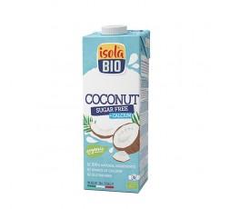 Bebida de Coco sin Azúcar con Calcio Bio