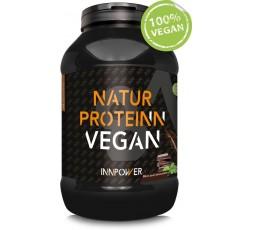 Proteína Vegetal Vegana sabor Menta y Chocolate