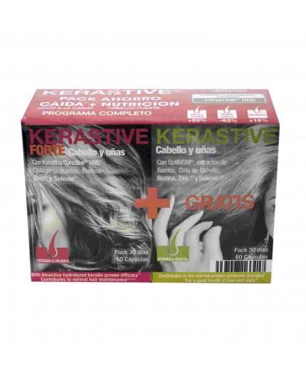 Pack Kerastive Forte