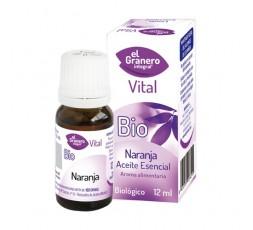 Aceite Esencial De Naranja Bio