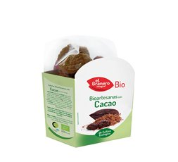 Galletas Artesanas con Chocolate Bio