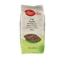 Espelta Hinchada con Agave y Cacao Bio