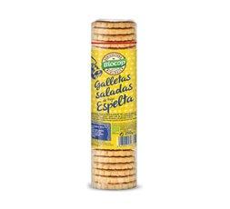 Galleta salada de trigo espelta