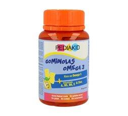 Pediakid gominolas omega 3