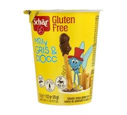 Palitos Milly Choco Sin Gluten
