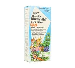 Floradix Kindervital fruity Formato: Botella de 250 ml