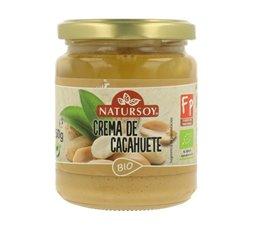 Crema de cacahuete sin sal