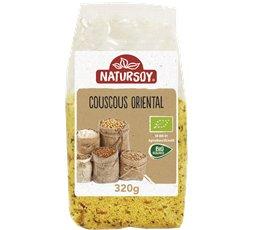 Couscous oriental mezcla de verduras y especias