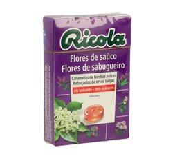 Caramelos Flores de Saúco Sin Azúcar