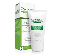 Cannabidol neurocrema