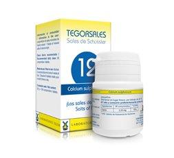 Tegorsales nº 12 Calcium sulphuricum