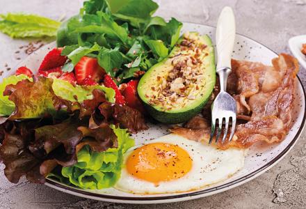 ¿Qué alimentos incluye la dieta cetogénica?