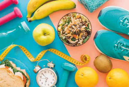 Tips nutricionales para ponerte en forma este 2021